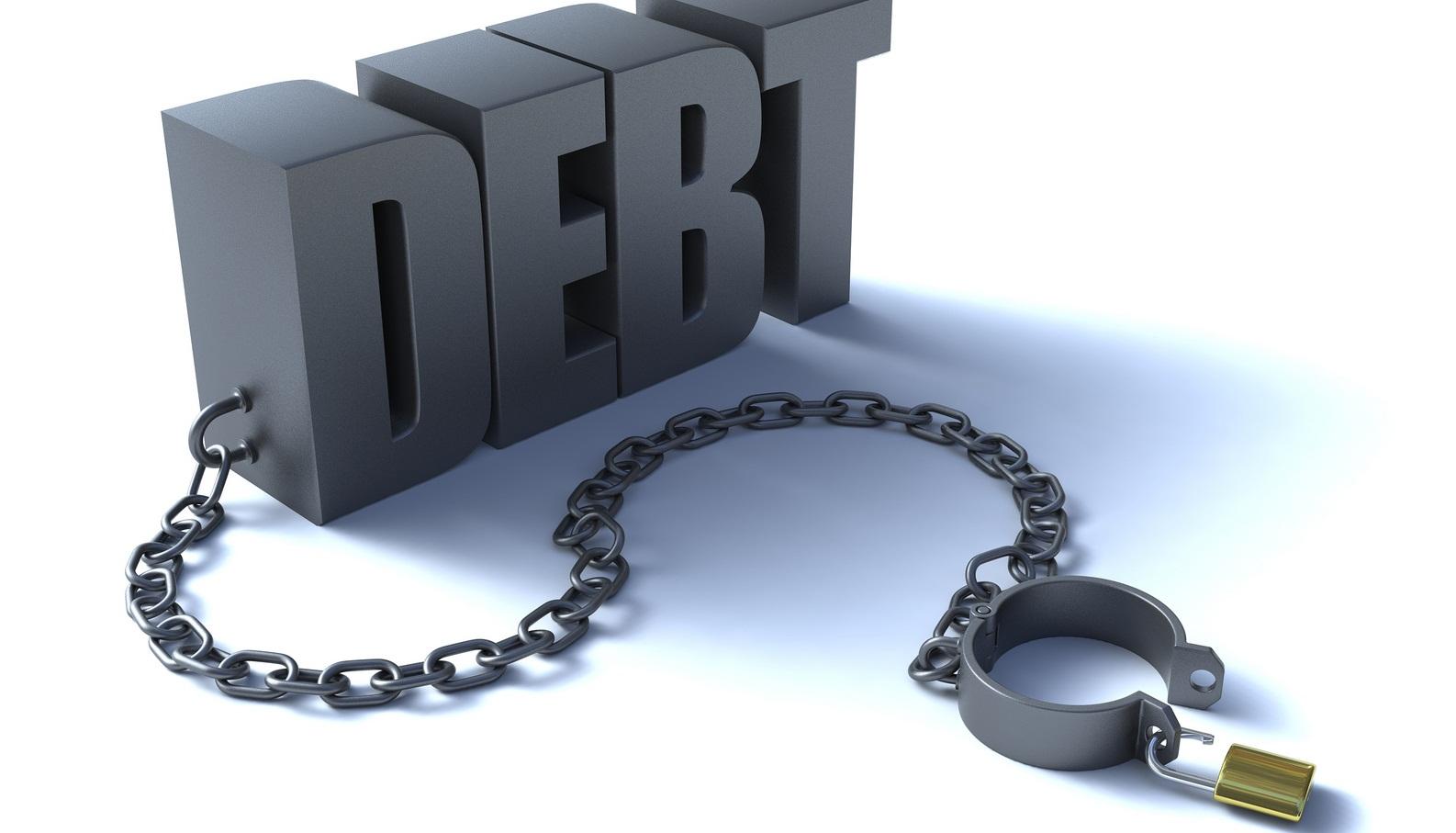 Kết quả hình ảnh cho nợ nần