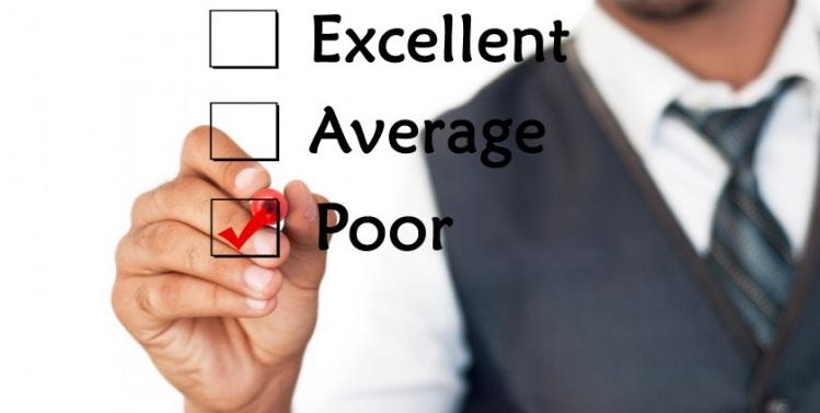 Đánh giá năng lực nhân viên - đánh giá nhân viên
